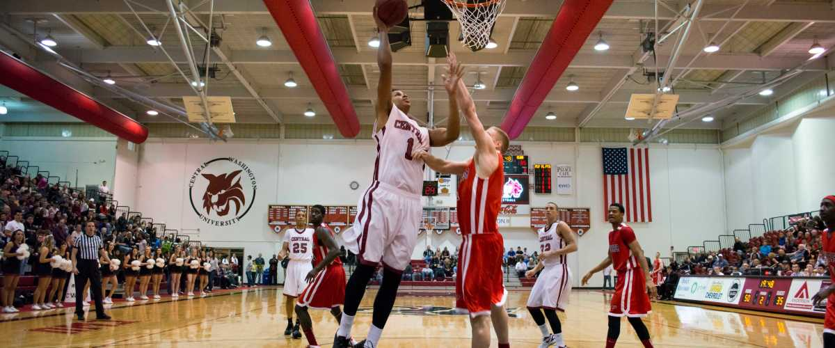 SPORTS: MCLAUGHLIN FIRST PLAYER IN CWU HISTORY WITH CONSECUTIVE 40-POINT GAMES