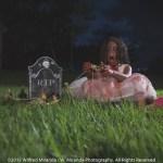 The Littlest Zombie Girl