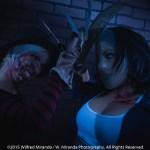 Midnight Blossom & Krystal Umi: Freddy vs Jason