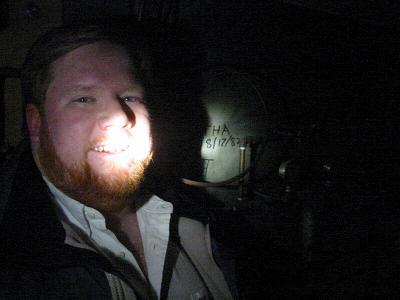 Jeremy in the spotlight