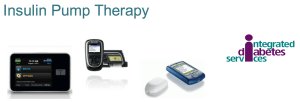 Integrated Diabetes Services Insulin pump comparisons