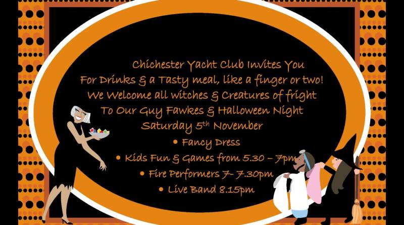 November 5th Halloween Club Social