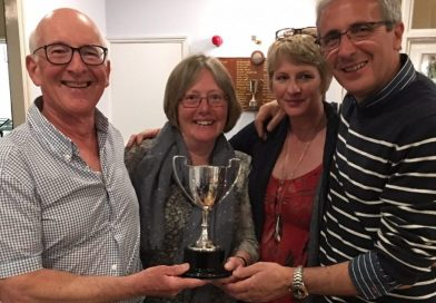 Bramidge Trophy retained by the Yacht Section