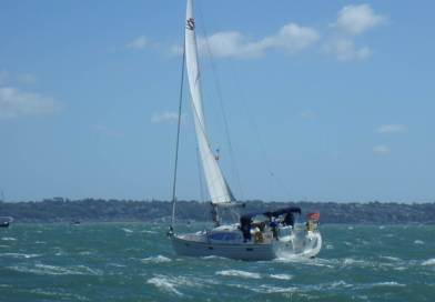 The YS Cruise to Solent & Beyond charges home