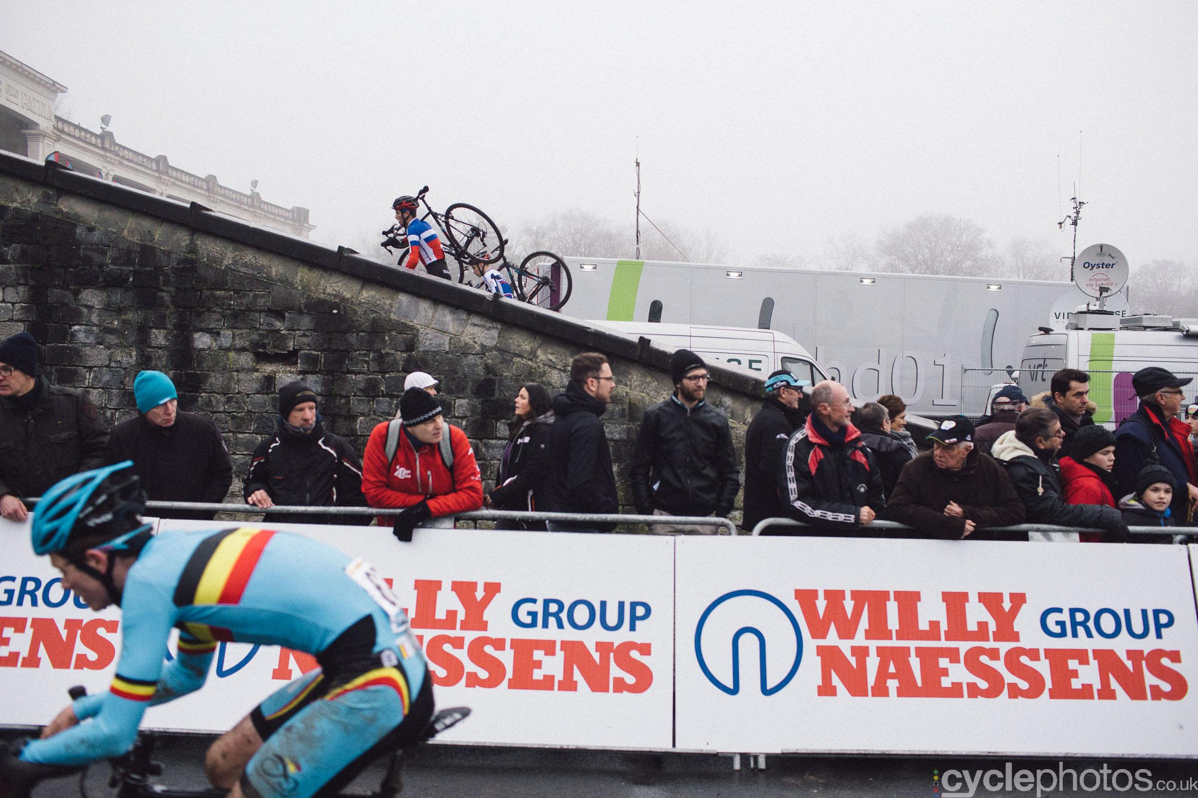 UCI Cyclocross World Cup #6 - Namur
