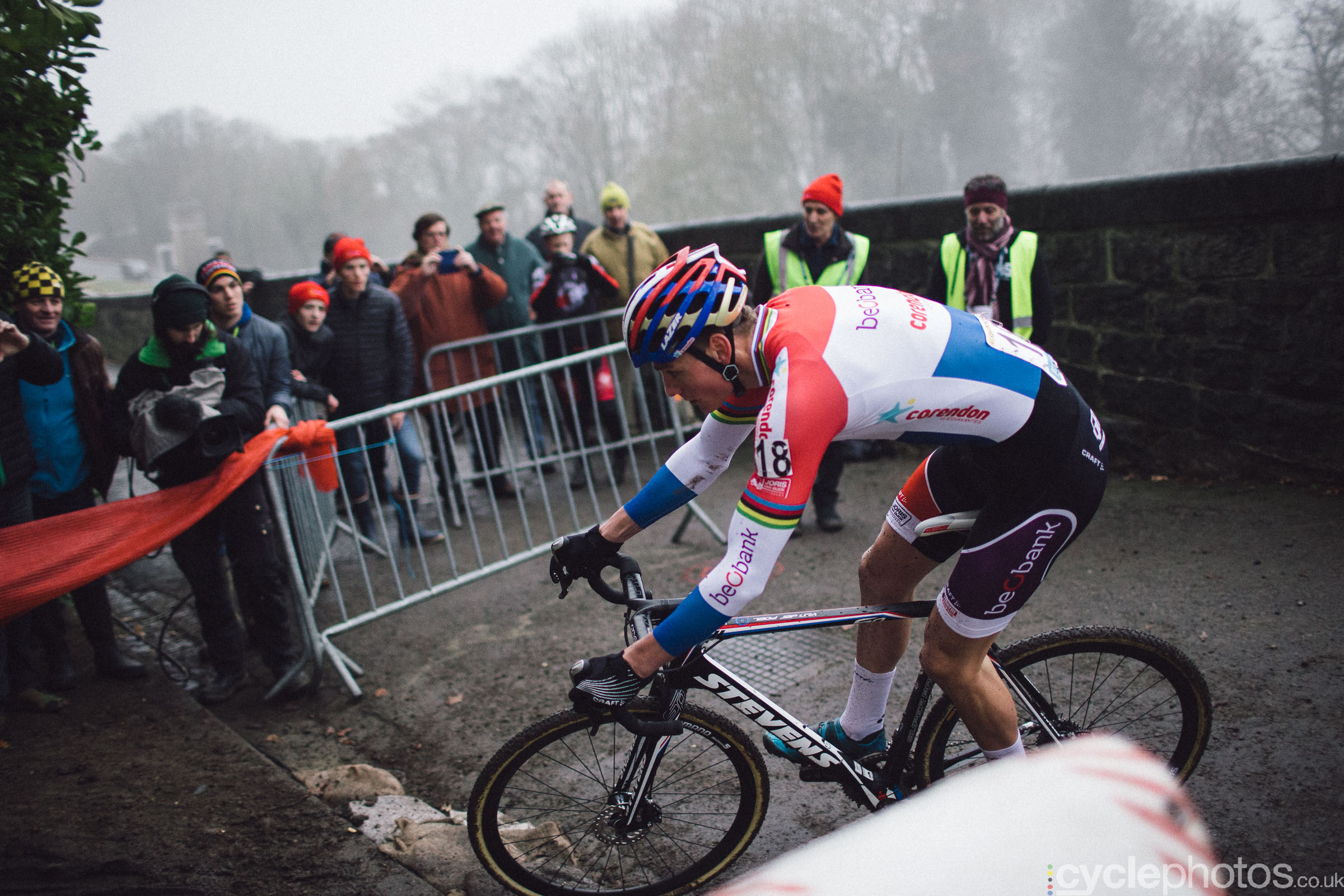 UCI Cyclocross World Cup #6 - Namur