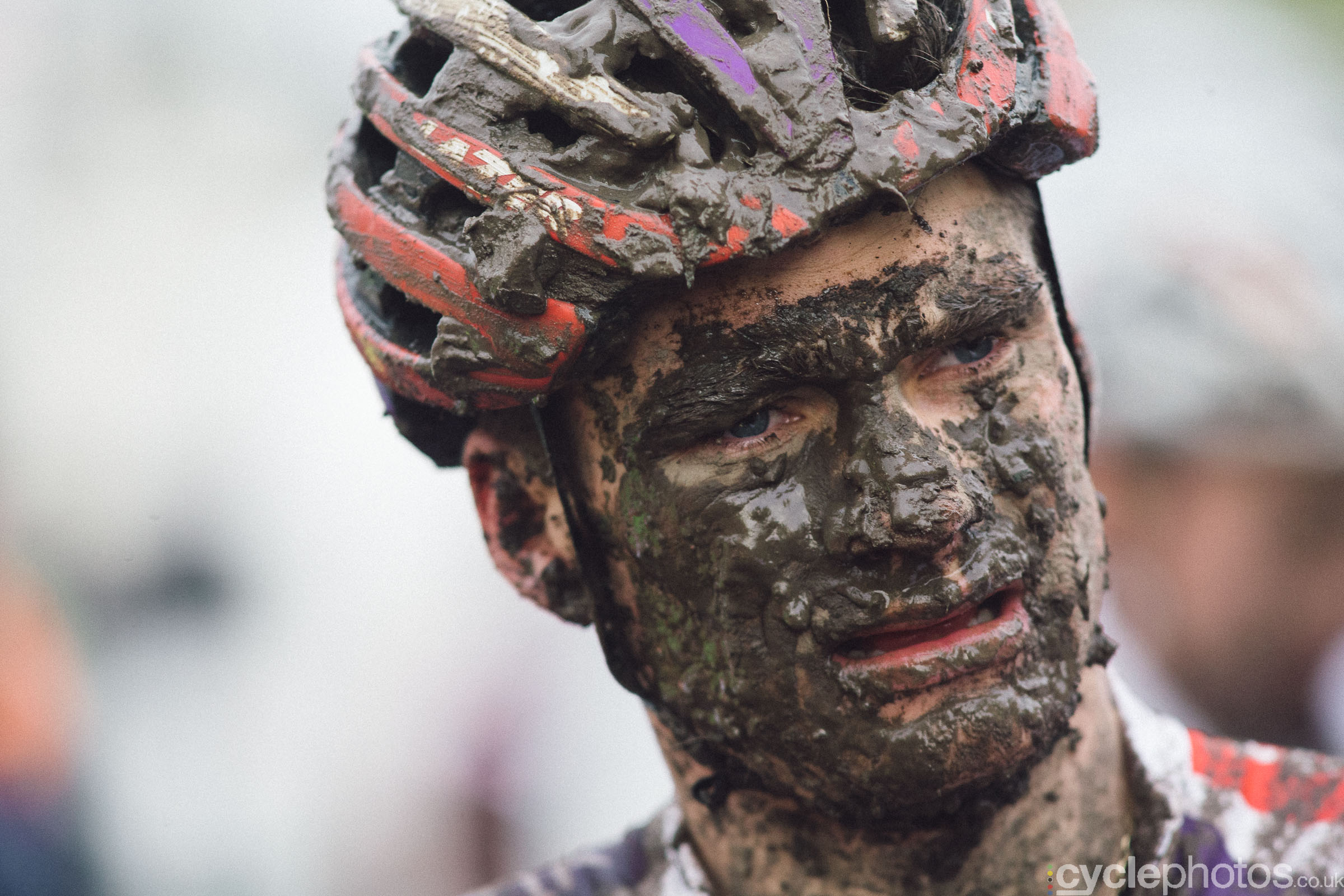 David van der Poel at Cyclocross Superprestige #5 - Gavere, BEL