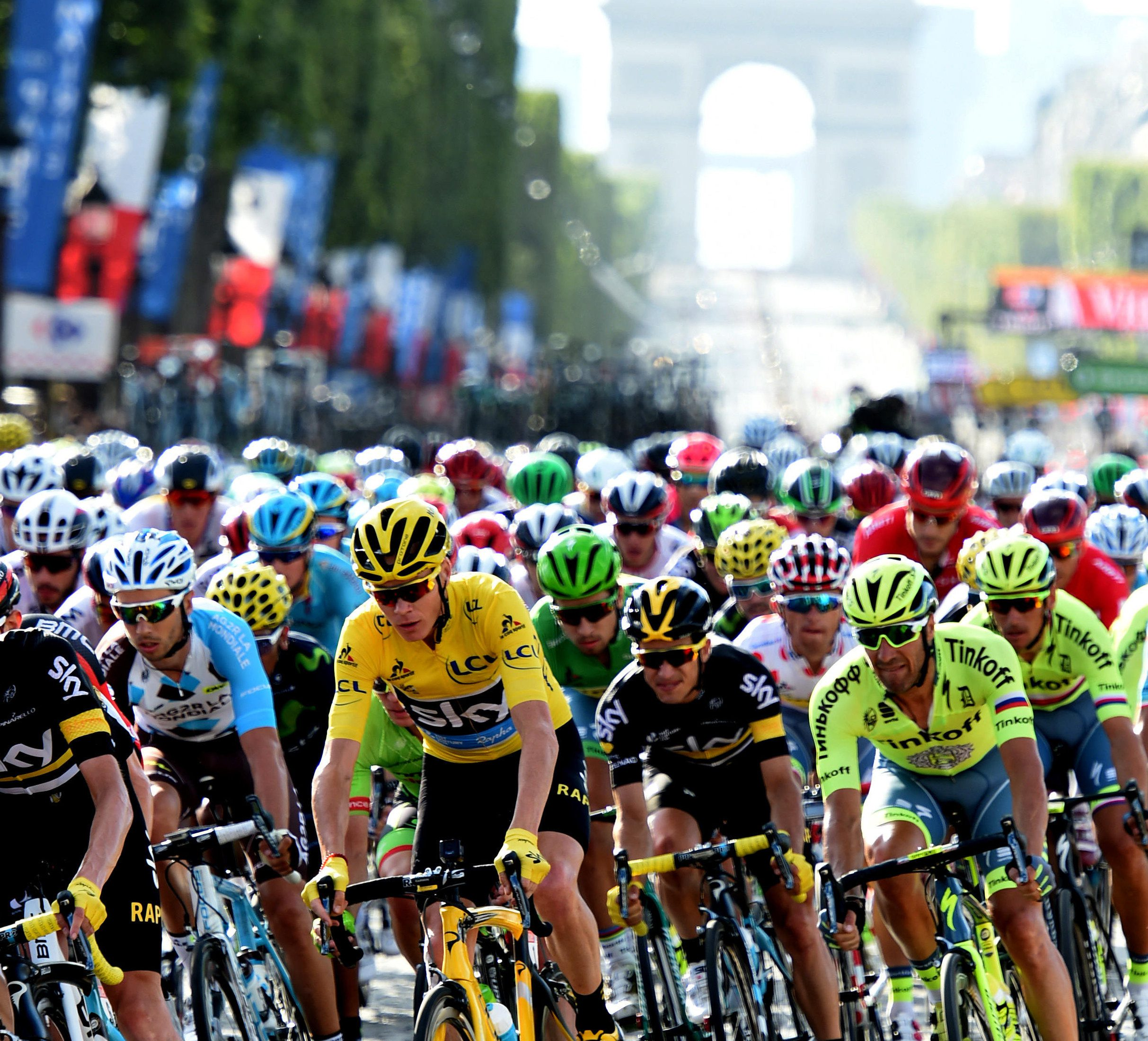 How to watch the 2018 Tour de France in Canada   Canadian Cycling     2017 Tour de France in Canada