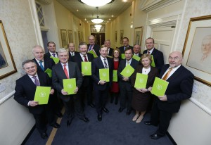 Cyclist.ie delegates meet a key civil servant coordinating cabinet's 'Healthy Ireland' initiative