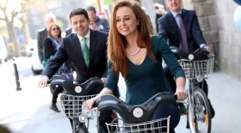 DUBLINBIKES USERS PEDAL 10 MILLION TRIPS — NEARLY 1 MILLION IN 2015 ALONE