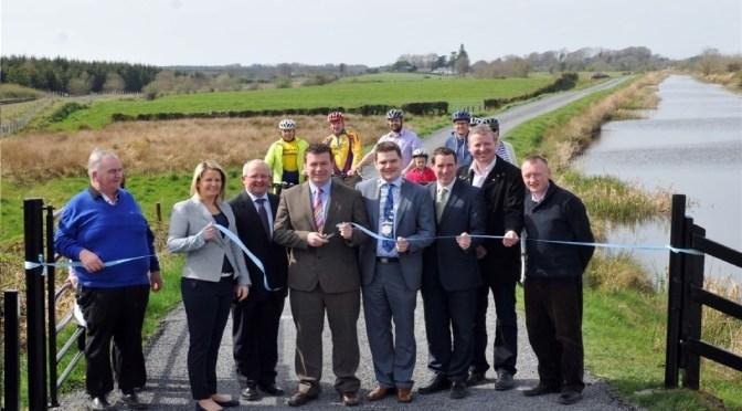 Mullingar to Athlone Greenway opening date set
