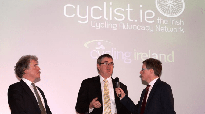 Cyclist.ie's Work Highlighted at Cycling Ireland Awards Night