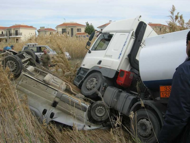 Cyprus sees second biggest fall in road deaths in EU