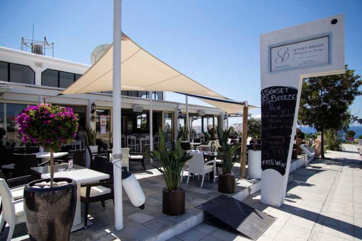 Restaurant review: Sunset Breeze, Paphos