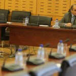 Vgenopoulos leaves committee hanging