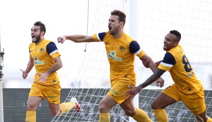 AEL and Ermis join Apollon on top of league