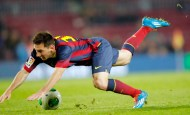 Barcelona's Messi, father face trial on tax fraud charges