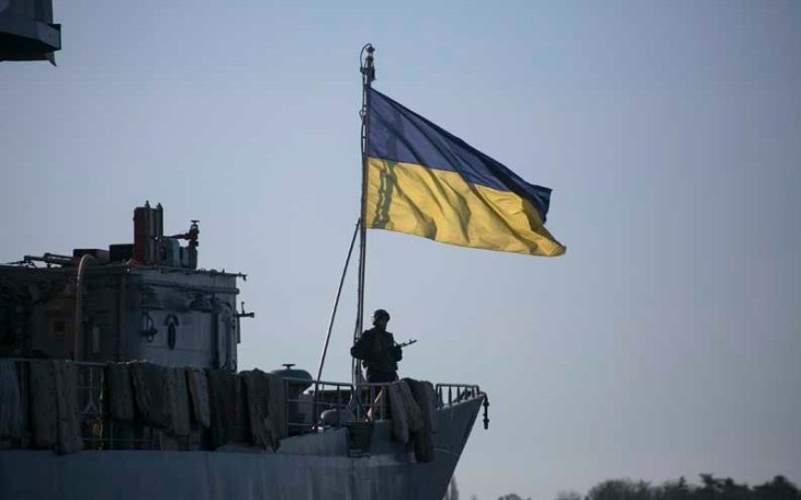 No room for 'nyet' in Ukraine's Crimea vote to join Russia