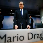 Greek yields plunge on talk Draghi pushing for ECB junk loan buys