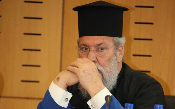 Church to abandon stake in Hellenic Bank
