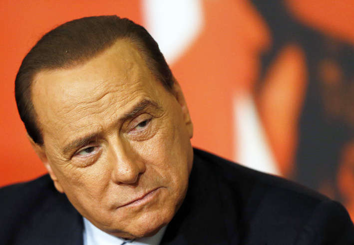 Berlusconi to do community service