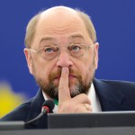 EU's Schulz warns Tsipras against straying from stance against Russia