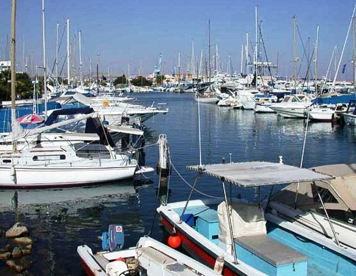 New study for Larnaca port