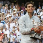 Nadal wins record extending ninth French Open title