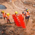 Race to find India landslide missing