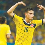 Real Madrid announce £63m Rodriguez signing