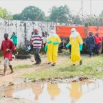 Liberia doctors strike, UN warns of food shortages due to Ebola