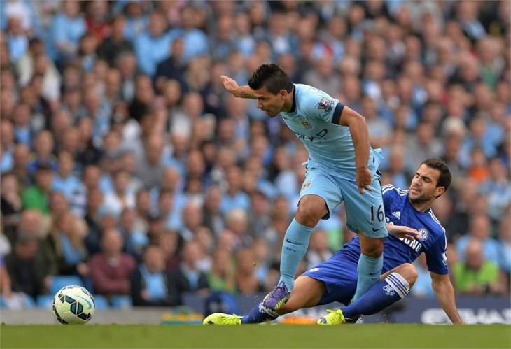 Lampard stuns Chelsea with City's equaliser