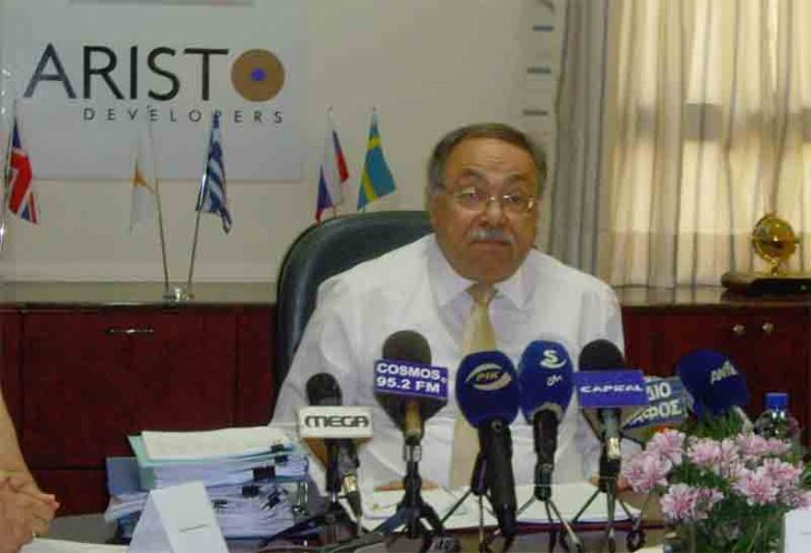 Aristo boss seeks to counter accusations against company