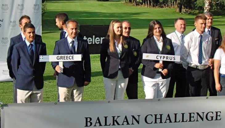 A first for Cyprus golf