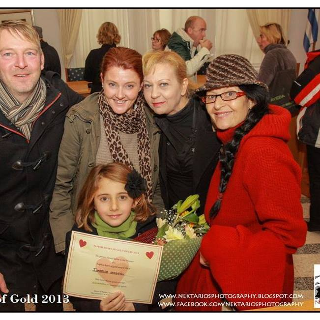 Nominations now open for the eighth Paphos Hearts of Gold award