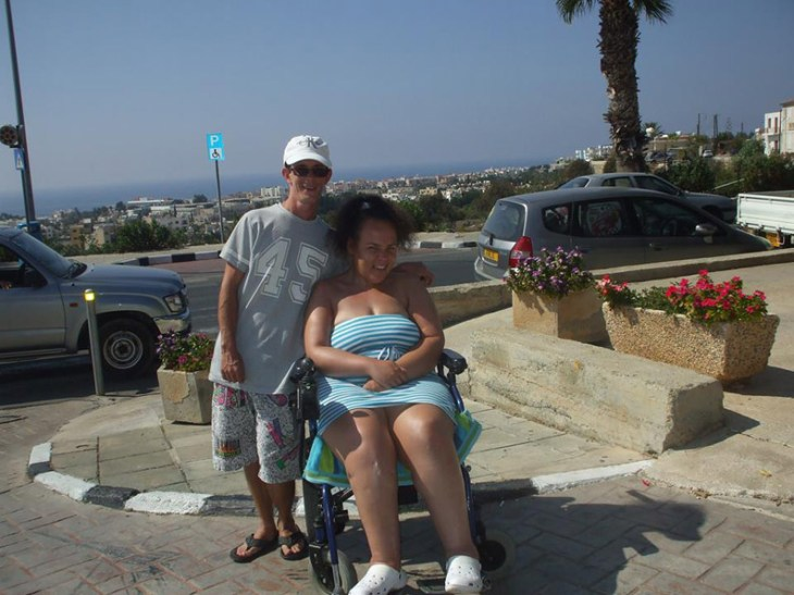 Dream holiday turns to ordeal for disabled woman
