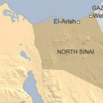 Attacks in Egypt's Sinai kill at least 28 security personnel