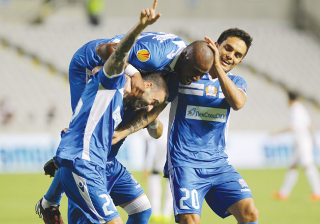 Only a win will do for Apollon in Zurich