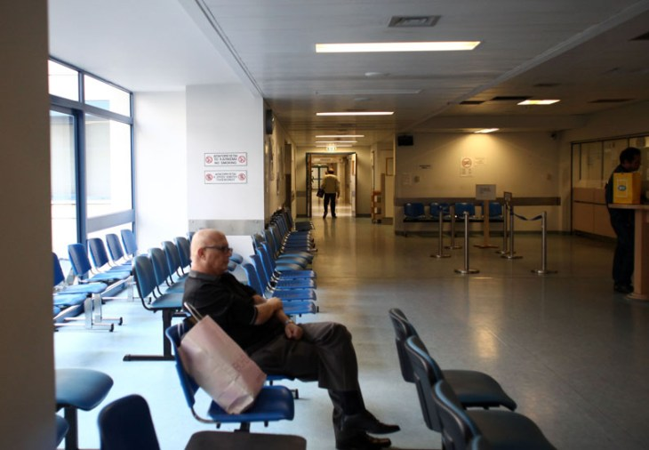 Hospital turning patients away due to lack of beds