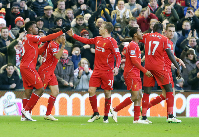 Sturridge scores on comeback as Liverpool beat West Ham