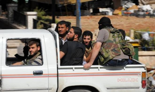 Syrians arrested for smuggling double-cab vans to Turkey