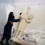 Iraq says to track down antiquities after Islamic State museum rampage