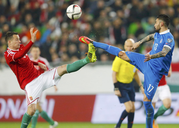 Greece stay bottom after goalless draw on Markarian debut