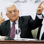 Palestinian president calls Israel a 'gangster'