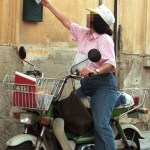 Six mopeds stolen from Paphos post office