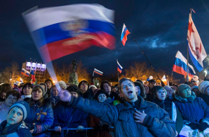 Crimea: Anniversary of peace and tranquility