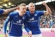 Leicester boost survival hopes with victory at Burnley