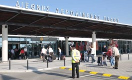 Remand after wanted man stopped at airport