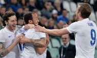 England's Townsend grabs late equaliser against Italy