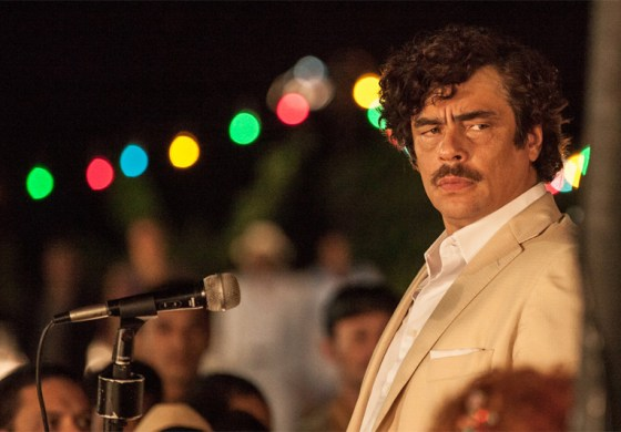 Film review: Escobar: Paradise Lost ***